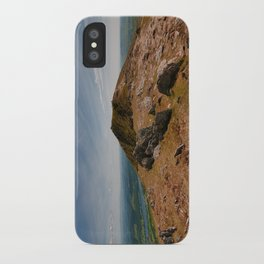 Old Man of Coniston iPhone Case