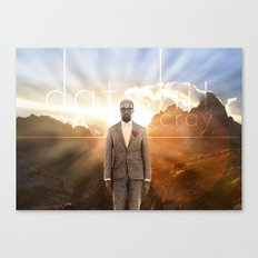 Dat Shit Cray Canvas Print