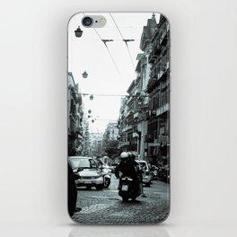 Naples, Spanish Quarter 1 iPhone Skin