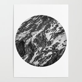 Moving Mountains | Rocky Mountains Poster