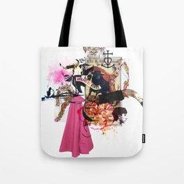 Collag2Nim Tote Bag
