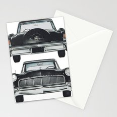 Front and back Stationery Cards