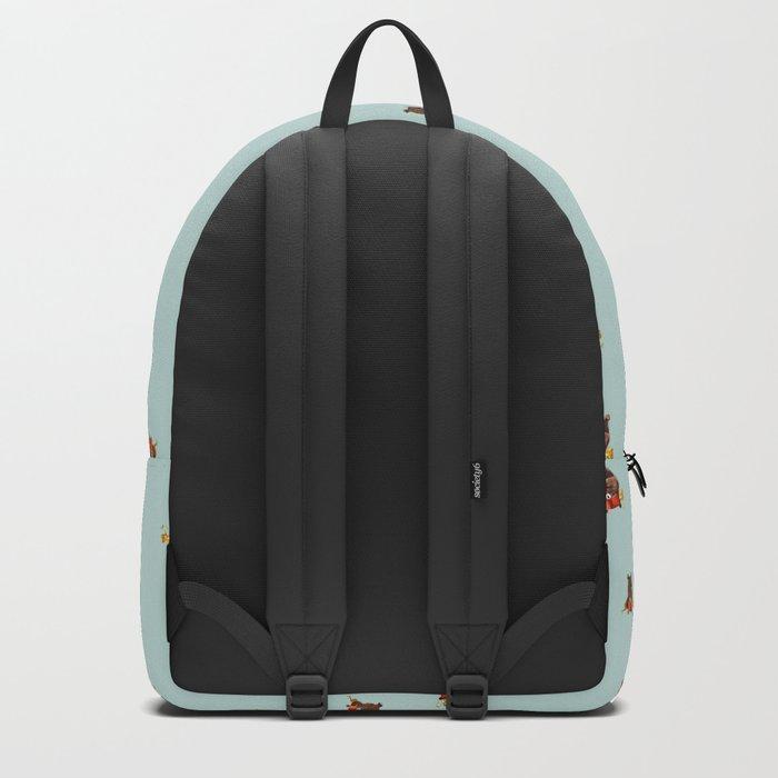 No Care Bear - My Sleepy Pet Backpack