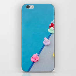 Rub A Dub Dub iPhone Skin