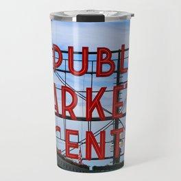 Pike Place Market Travel Mug