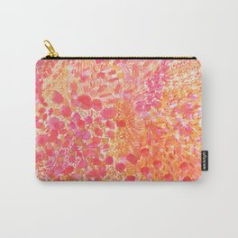 Warmth Watercolor Carry-All Pouch