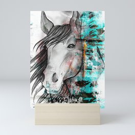 horse Mini Art Print