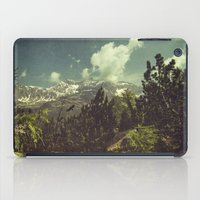 italian iPad Cases featuring Italian Mountains by Dirk Wuestenhagen Imagery
