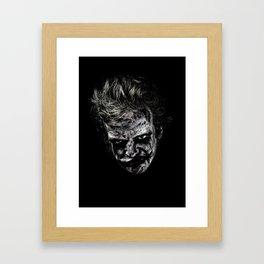 Greasemonkey Framed Art Print