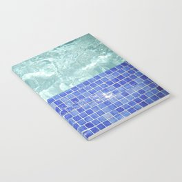 Pool Days Notebook