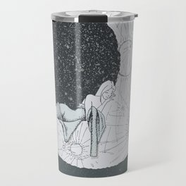 Sleeping Moon Travel Mug