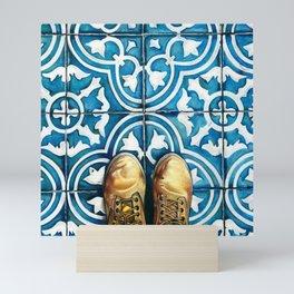 Art Beneath Our Feet - Mexico City Mini Art Print
