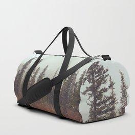 Alaskan Wonderland Duffle Bag