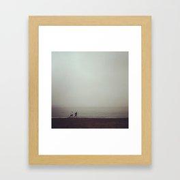 San Francisco Sprinters Framed Art Print