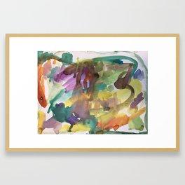 For Christina Framed Art Print