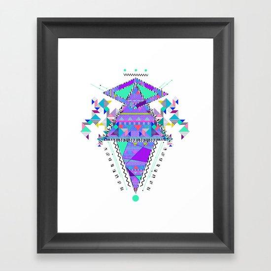 VLIEëR Framed Art Print