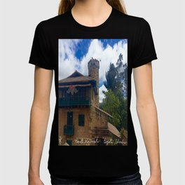 Mount Monserrate at Christmastime Maybe, Bogota, Colombia T-shirt