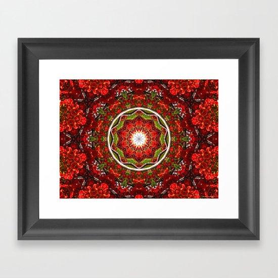 Flamboyant Framed Art Print
