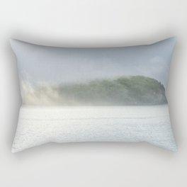 Emerging Island Rectangular Pillow