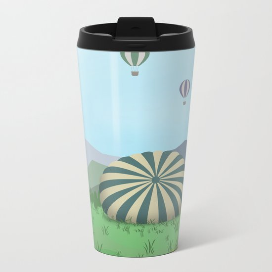 FROM THE HEIGHTS Metal Travel Mug