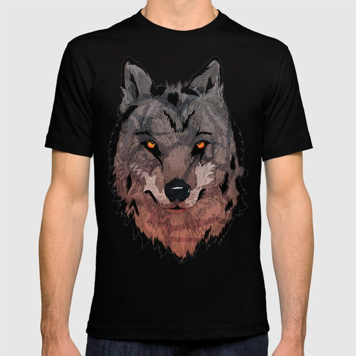 Wolf Mother T-shirt