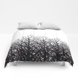 Tree Beams Comforters