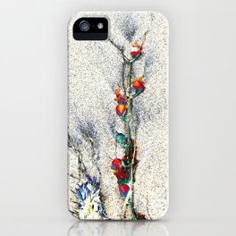 Seaside Arrangement iPhone Case