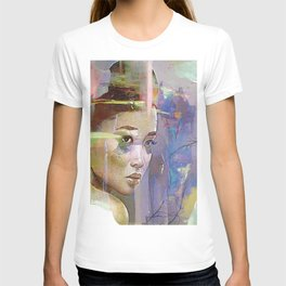 Izanami goddess Japanese T-shirt