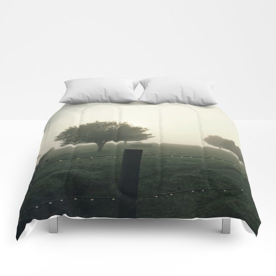 Misty Morning Comforters