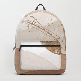 Golden Sunrise Backpack