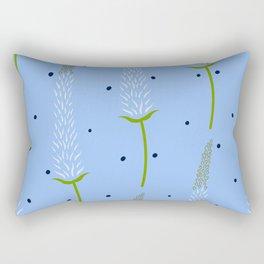 Foxtail Lily Rectangular Pillow