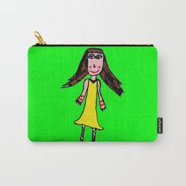 ELiSAVET self-portrait Carry-All Pouch