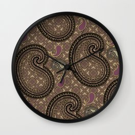 Excited Boss Wall Clock