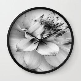 FLOWER MACRO - 11118/1 Wall Clock