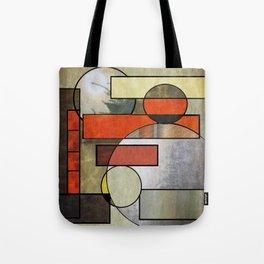 Falling Industrial Tote Bag