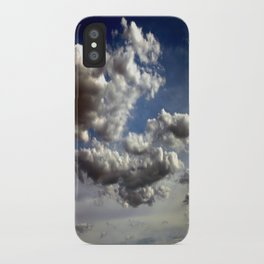 Cloud Formations iPhone Case