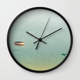 Wet Dream Wall Clock