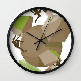 fun team Wall Clock