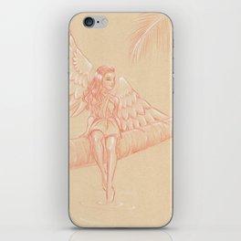 Summer Angel iPhone Skin
