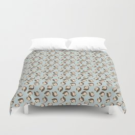 squirrel pattern Duvet Cover