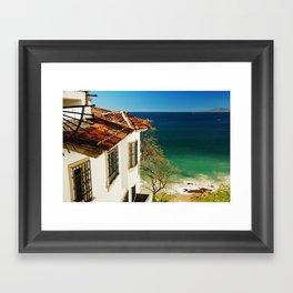 Puerto Vallarta, Mexico Framed Art Print