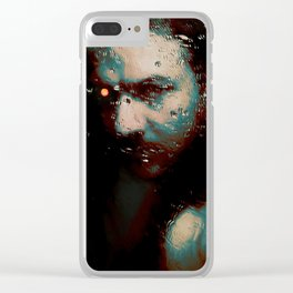 The machine - by Brian Vegas Clear iPhone Case