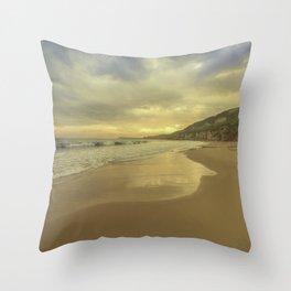 Summer Evening II Throw Pillow