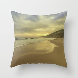 Summer Evening II Throw Pillow