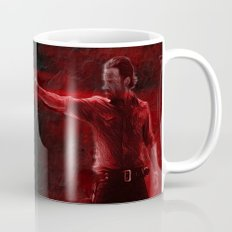The Walking Dead Rick Grimes oil painting effect Mug
