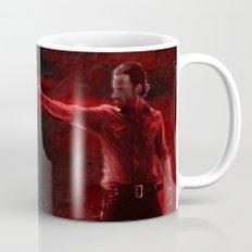 The Walking Dead Rick Grimes oil painting effect Mug