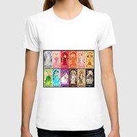 zodiac T-shirts featuring Zodiac Collection by Sprat