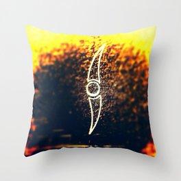 Azole Throw Pillow