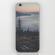 Okanagan Mountain Park Camp I iPhone & iPod Skin