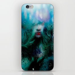 From The Darkness To The Light iPhone Skin